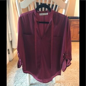 Abercrombie and Finch blouse